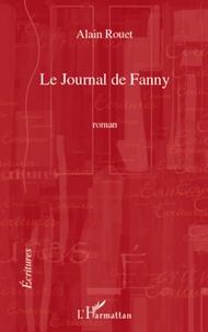 Alain Rouet - Le journal de fanny.