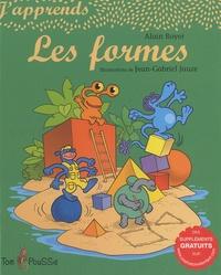 Alain Royer - J'apprends les formes.