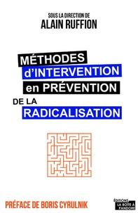 Alain Ruffion - Méthodes d'intervention en prévention des radicalisations.