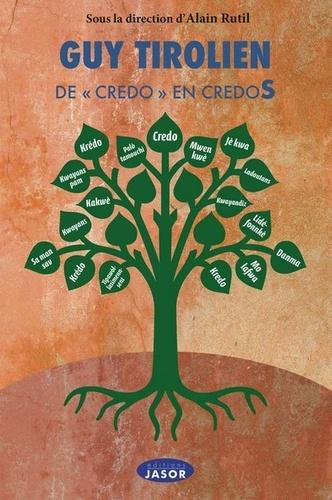 Guy Tirolien De Credo En Credos Grand Format