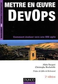 Mettre en oeuvre DevOps - Comment évoluer vers une DSI agile.pdf