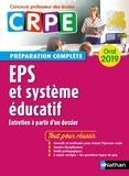 Alain Saint-Jalmes et Catherine Christin - Education physique et sportive - Préparation complète Oral.