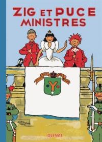Alain Saint-Ogan - Zig et Puce Tome 10 : Zig et Puce ministres.