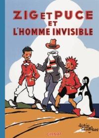 Alain Saint-Ogan - Zig et Puce Tome 13 : Zig et Puce et l'homme invisible.