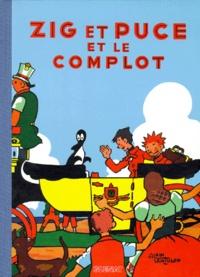 Alain Saint-Ogan - Zig et Puce Tome 14 : Zig et Puce et le complot.