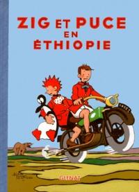 Alain Saint-Ogan - Zig et Puce Tome 16 : Zig et Puce en Ethiopie.
