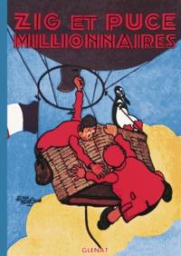 Alain Saint-Ogan - Zig et Puce Tome 2 : Zig et Puce millionnaires.