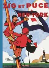 Alain Saint-Ogan - Zig et Puce Tome 4 : Zig et Puce à New-York.