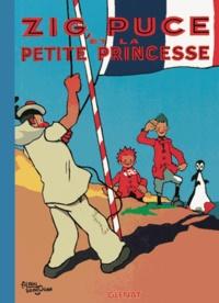 Alain Saint-Ogan - Zig et Puce Tome 8 : Zig, Puce et la petite princesse.