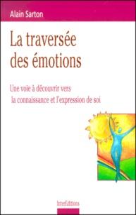 Galabria.be La traversée des émotions. Une voie à découvrir vers la connaissance et l'expression de soi Image