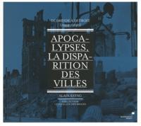 Alain Sayag - Apocalypses, la disparition des villes - De Dresde à Détroit (1944-2010).