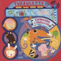 Alain Schneider - Chansons caméléon. 1 CD audio