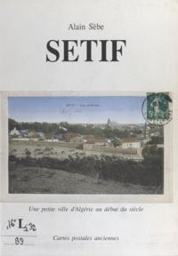 Alain Sèbe - Sétif.