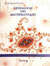 Alain Séguy-Duclot - Généalogie des mathématiques.