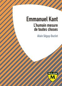Télécharger le livre audio en anglais Kant  - L'humain mesure de toutes choses CHM 9791035808020