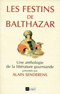 Alain Senderens - .