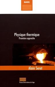 Physique thermique - Première approche.pdf