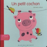 Alain Serres et Nathalie Choux - Un petit cochon - Un petit nuage.