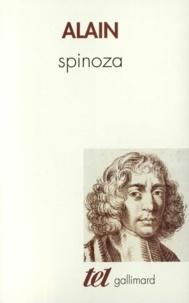 Alain - Spinoza. suivi de Souvenirs concernant Jules Lagneau.