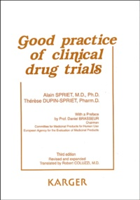 Accentsonline.fr Good Practice of Clinical Drug Trials Image