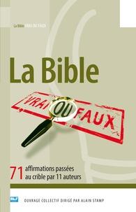 Accentsonline.fr La Bible, vrai ou faux Image