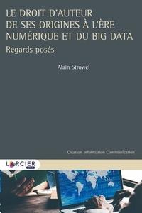 Openwetlab.it Le droit d'auteur et ses origines à l'ère du numérique et du Big Data Image