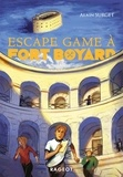 Alain Surget - Escape game à Fort Boyard.