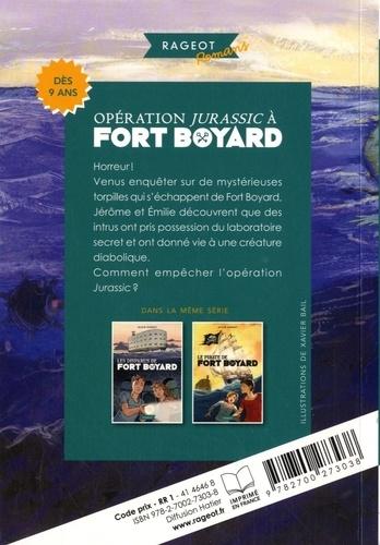 Fort Boyard Tome 7 Opération Jurassic à Fort Boyard