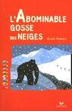 Alain Surget - L'abominable gosse des neiges.
