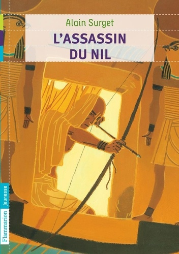 Alain Surget - L'assassin du Nil.