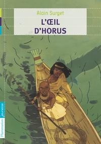 Alain Surget - L'oeil d'Horus.