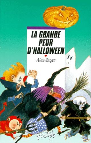 Alain Surget - La grande peur d'Halloween.