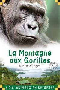 Alain Surget - La montagne aux gorilles.