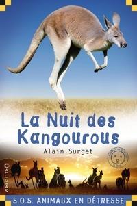 Alain Surget - La Nuit des Kangourous.