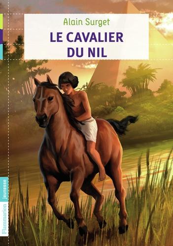 Alain Surget - Le cavalier du Nil.