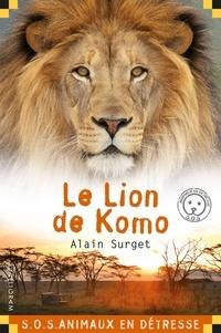 Alain Surget - Le Lion de Komo.