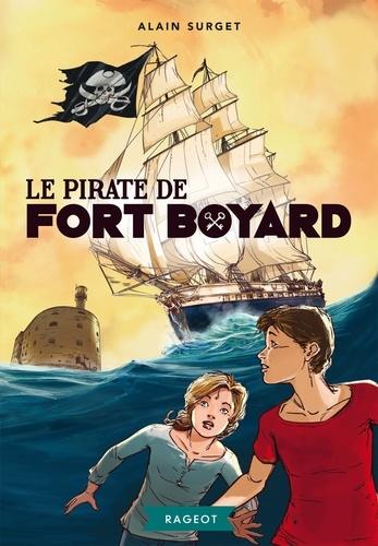 Le pirate de Fort Boyard