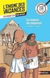 Alain Surget et Anne Popet - Le voleur de papyrus - Du CM1 au CM2.