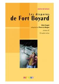 Galabria.be Les disparus de Fort Boyard - Texte original abrégé Niveau A2 Image