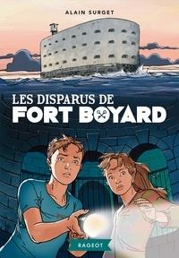 Alain Surget - Les disparus de Fort Boyard.
