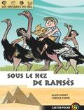 Alain Surget et Fabrice Parme - Les enfants du Nil Tome 13 : Sous le nez de Ramsès.