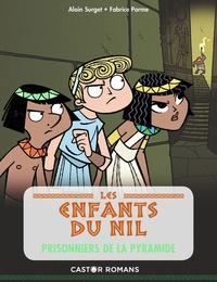 Alain Surget et Fabrice Parme - Les enfants du Nil Tome 3 : Prisonniers de la pyramide.