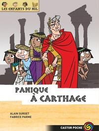 Alain Surget - Les enfants du Nil Tome 7 : Panique à Carthage.