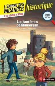 Alain Surget et Isabelle Petit-Jean - Les fantômes de Glamorgan - Du CE2 au CM1.