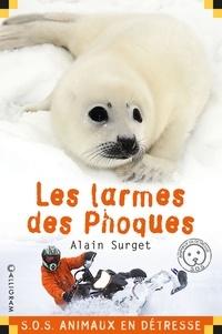 Alain Surget - Les larmes des phoques.