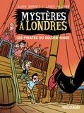 Alain Surget - Mystères à Londres Tome 2 : Les pirates du Golden Hinde.