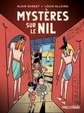 Alain Surget et Louis Alloing - Mystères sur le Nil.