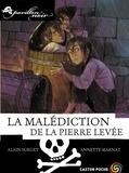Alain Surget et  Marnat - Pavillon noir Tome 10 : La malédiction de la pierre levée.