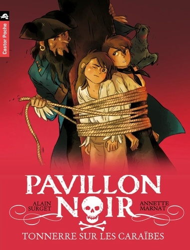 Alain Surget - Pavillon noir Tome 7 : Tonnerre sur les Caraïbes.