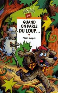 Goodtastepolice.fr Quand on parle du loup... Image
